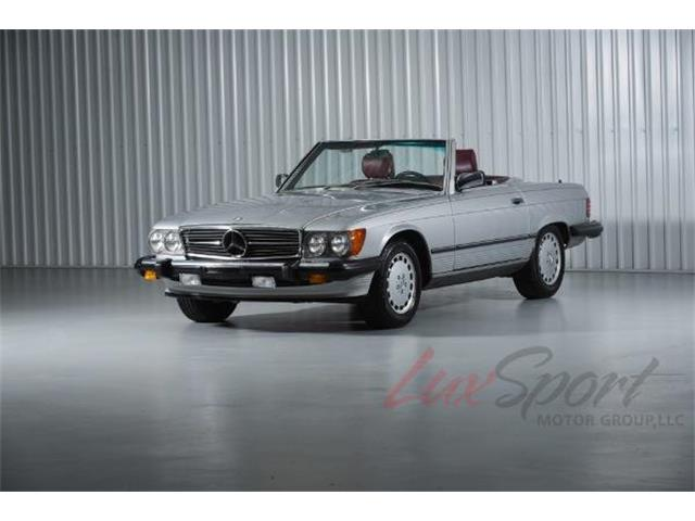 1987 Mercedes-Benz 560SL | 930935