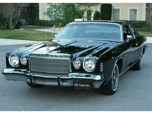 1975 Chrysler Cordoba | 939350