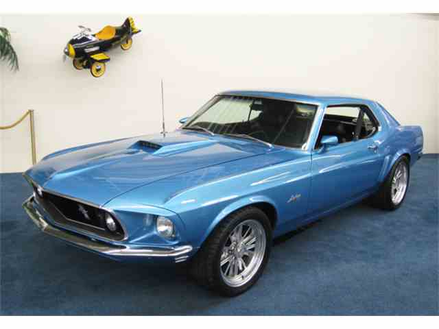 1969 Ford Mustang | 939354