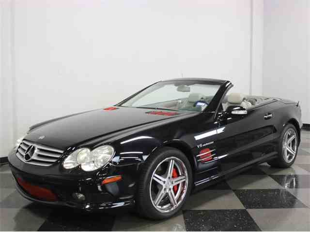 2003 Mercedes-Benz SL55 | 939358