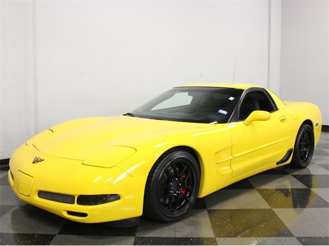 2004 Chevrolet Corvette Z06 | 939362