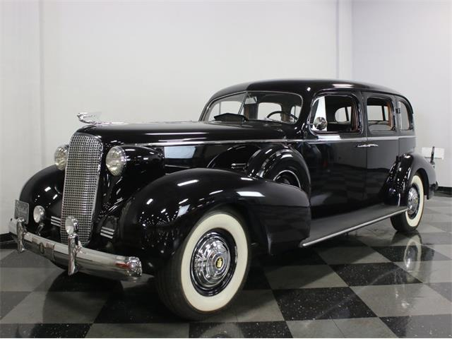 1937 Cadillac Fleetwood 75 Touring Imperial | 939364