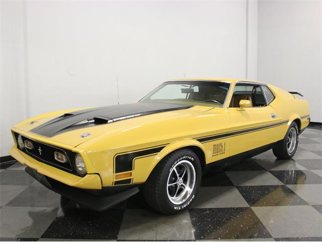 1971 Ford Mustang Mach 1 | 939366