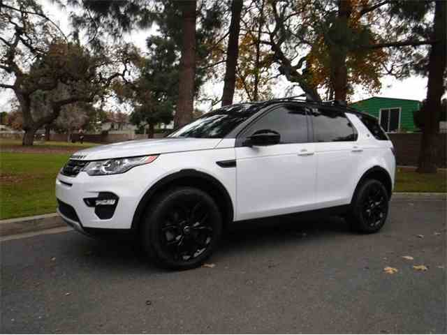 2015 Land Rover Discovery Sport | 939368