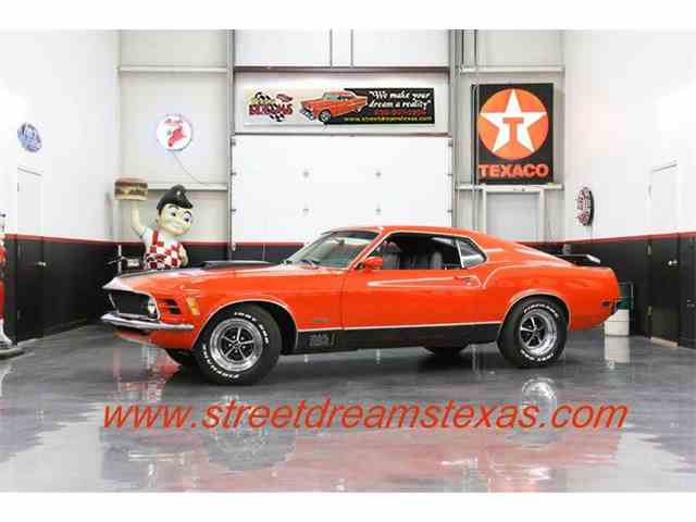 1970 Ford Mustang | 939371