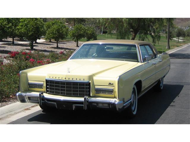 1973 Lincoln Continental | 939374