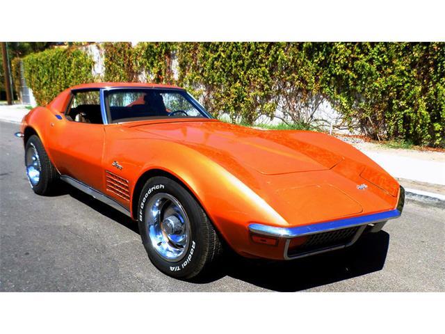 1972 Chevrolet Corvette | 939375