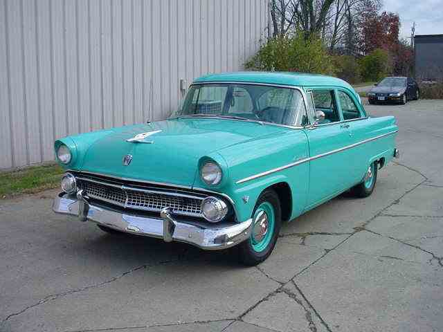 Classifieds for 1955 ford customline 5 available for 1955 ford customline 4 door