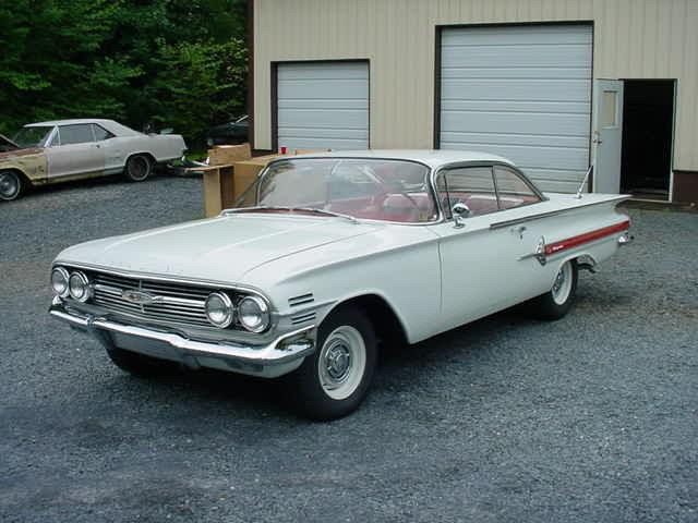 1960 Chevrolet Impala | 939380