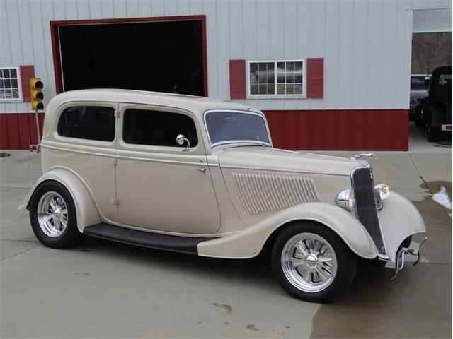 1933 Ford 2-Dr Coupe