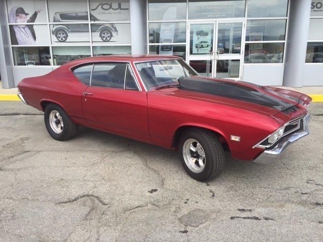 1968 Chevrolet Chevelle | 939383