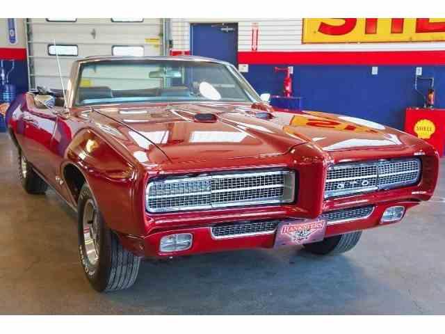 1969 Pontiac GTO | 939386