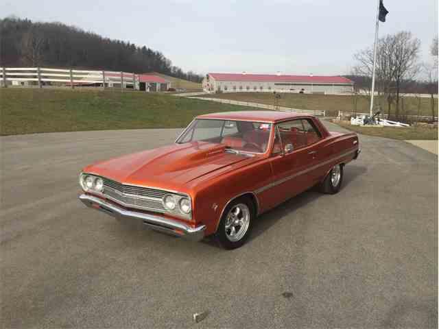 1965 Chevrolet Malibu | 939388