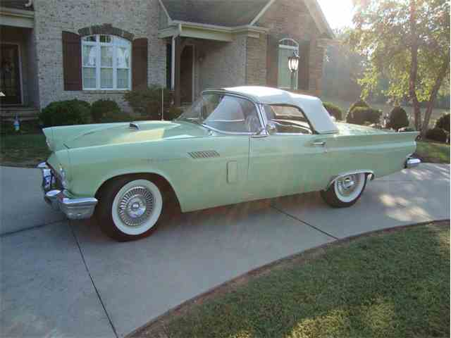 1957 Ford Thunderbird | 939393