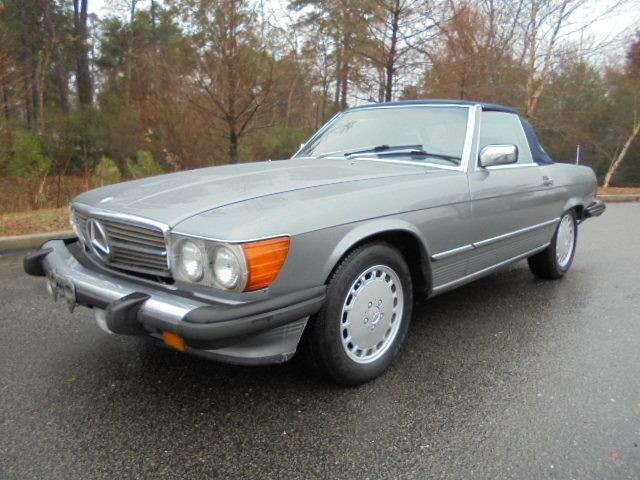 1988 Mercedes-Benz 560SL | 939398