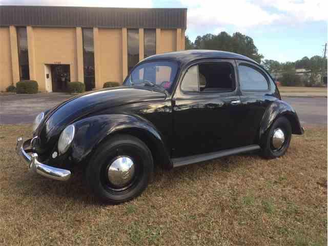 1953 Volkswagen Zwitter Beetle Type 1 | 939401