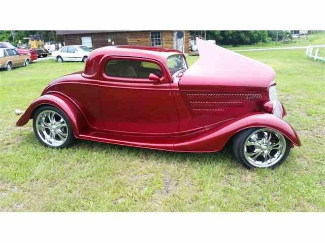 1934 Ford 2 Door Hot Rod | 939407