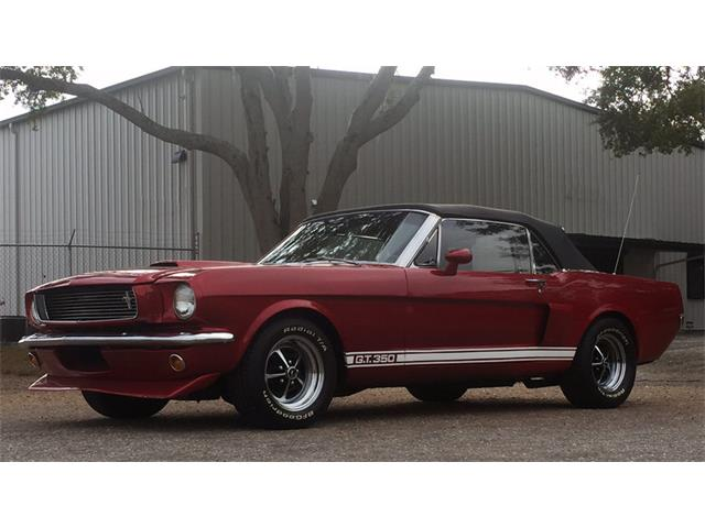 1966 Ford Mustang | 930941