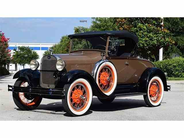 1929 Ford Model A | 939410
