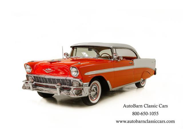 1956 Chevrolet Bel Air   939423