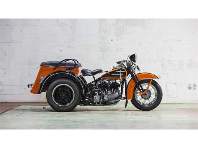1954 Harley-Davidson Motorcycle   939428