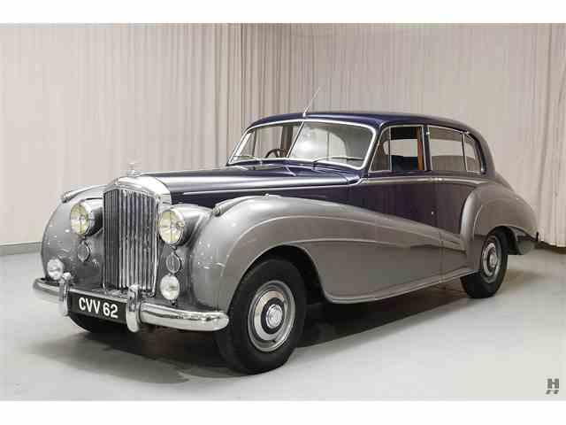 1952 Bentley MK VI  HJ Mulliner   930945