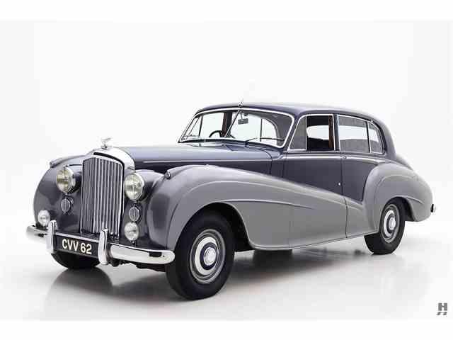1952 Bentley MK VI  HJ Mulliner | 930945