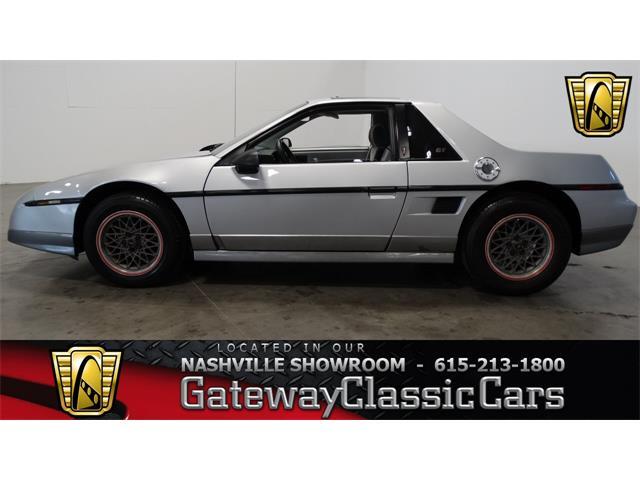 1985 Pontiac Fiero | 939453