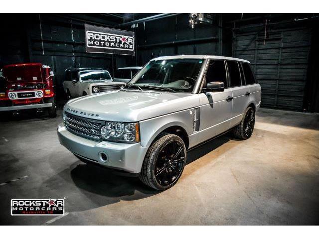 2008 Land Rover Range Rover | 939460