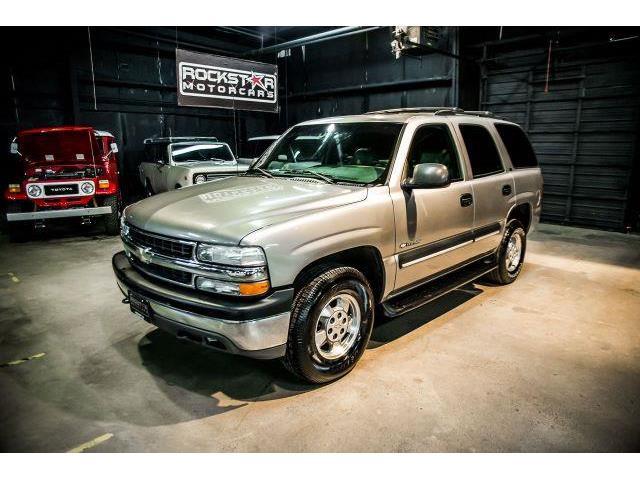 2002 Chevrolet Tahoe   939461