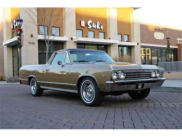 1967 Chevrolet El Camino | 939464