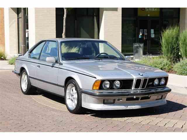 1985 BMW M6 | 939464
