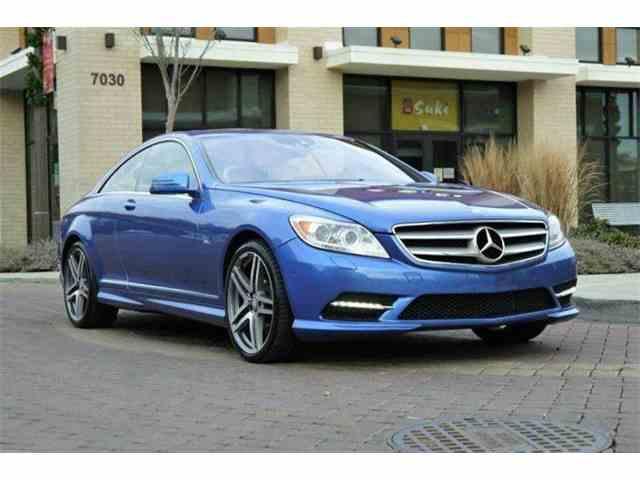 2011 Mercedes-Benz CL-Class | 939467