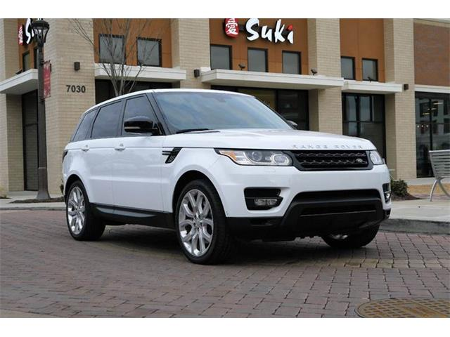 2015 Land Rover Range Rover Sport | 939467
