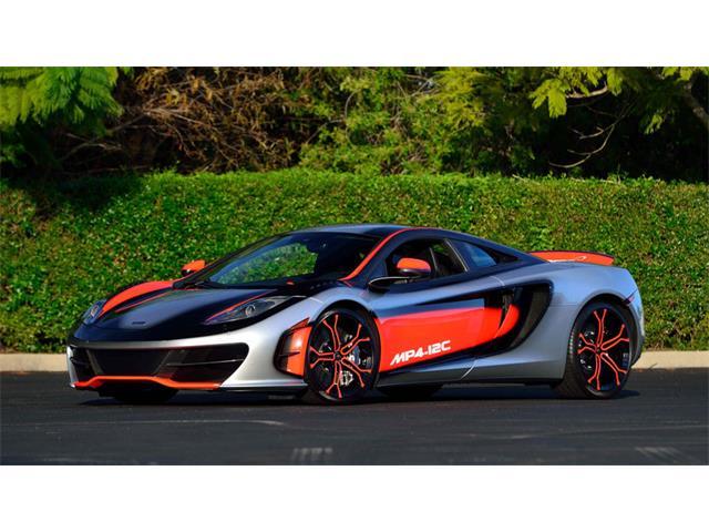 2012 McLaren MP4-12C | 930947