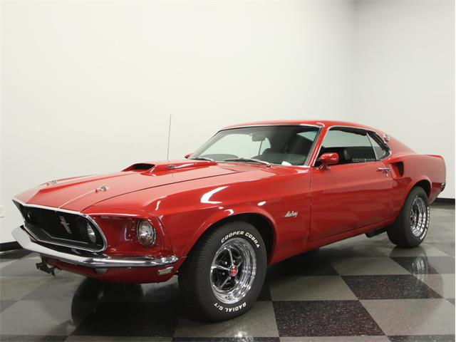 1969 Ford Mustang | 939471