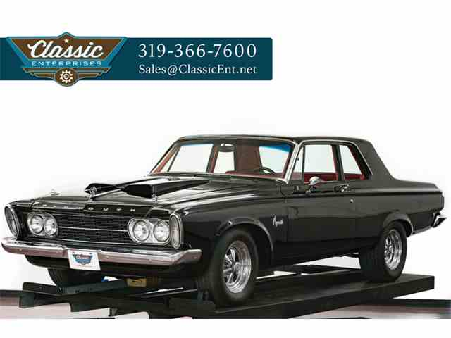 1963 Plymouth Savoy | 939477