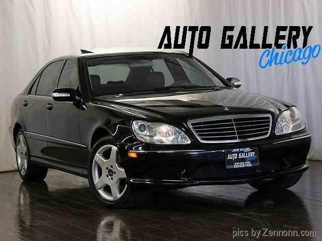 2003 Mercedes-Benz S500   930948