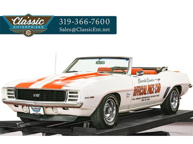 1969 Chevrolet Camaro RS/SS Pace Car Z11