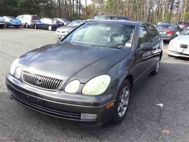2002 Lexus GS | 939489