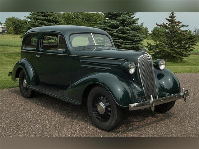 1936 Chevrolet 2-Dr Sedan | 939498