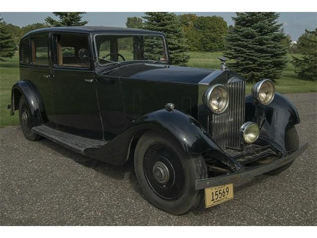 1935 Rolls-Royce Limousine   939501