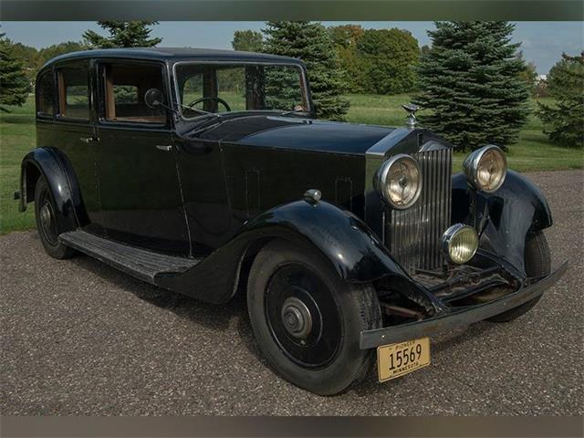 1935 Rolls-Royce Limousine | 939501