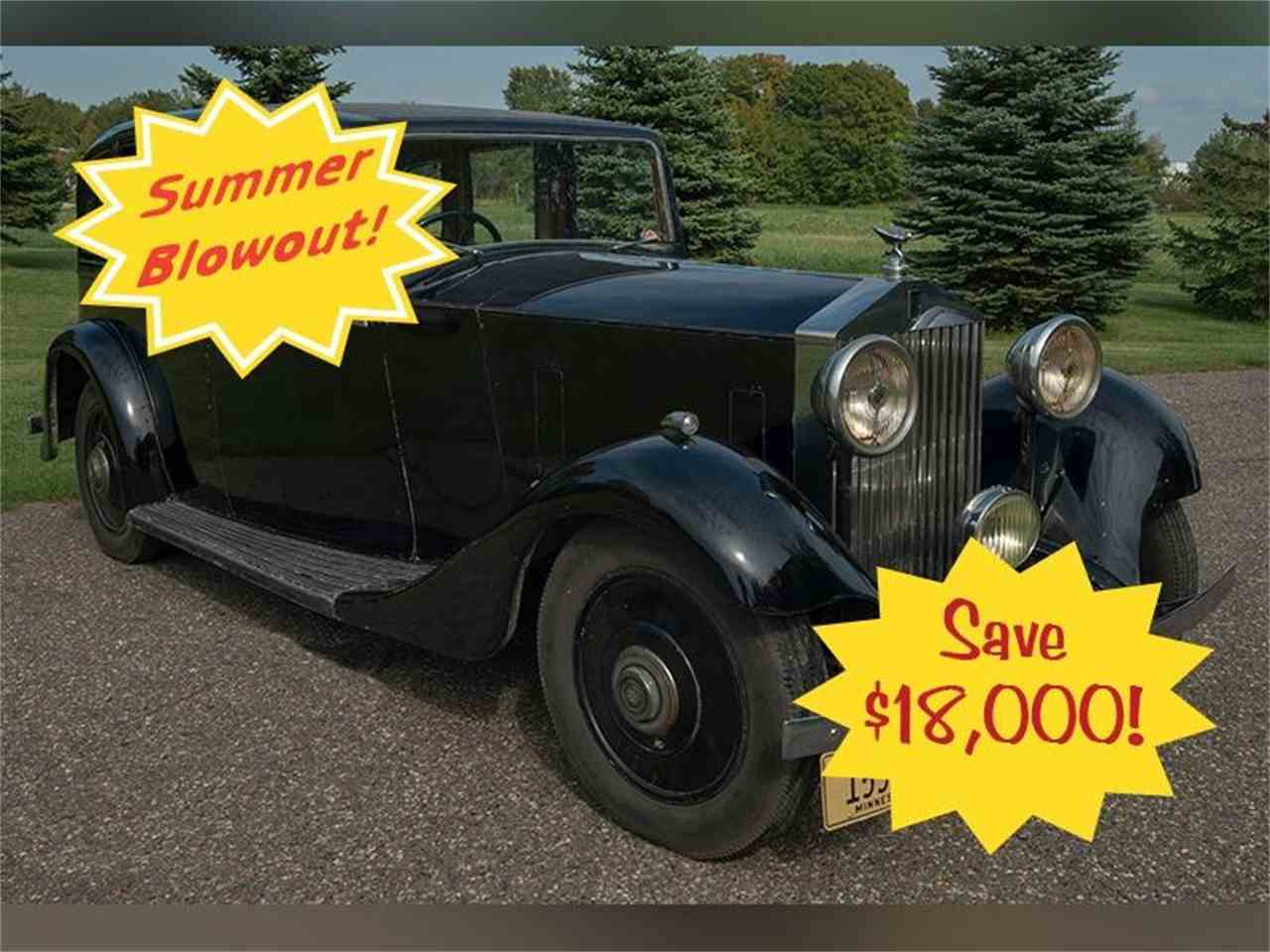 Large Picture of '35 Limousine - K4X9
