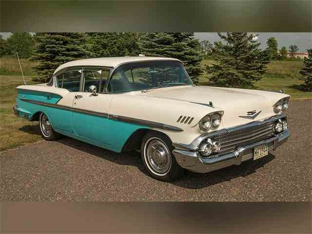 1958 Chevrolet Bel Air | 939503