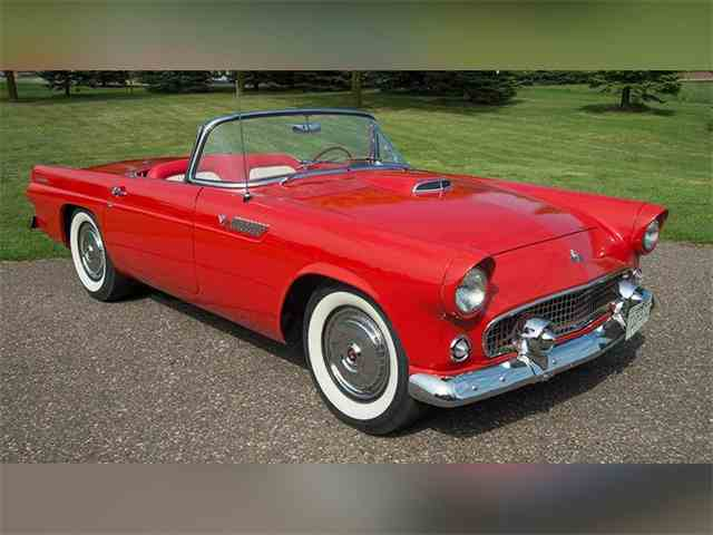 1955 Ford Thunderbird | 939504