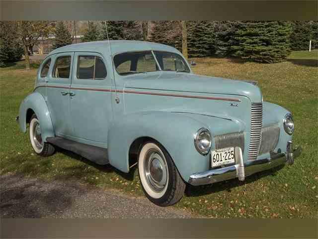 1940 Nash Lafayette | 939509