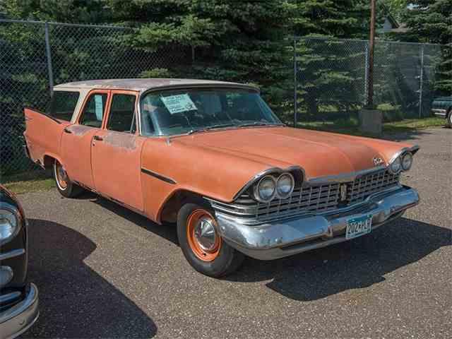1959 Plymouth Suburban | 939511