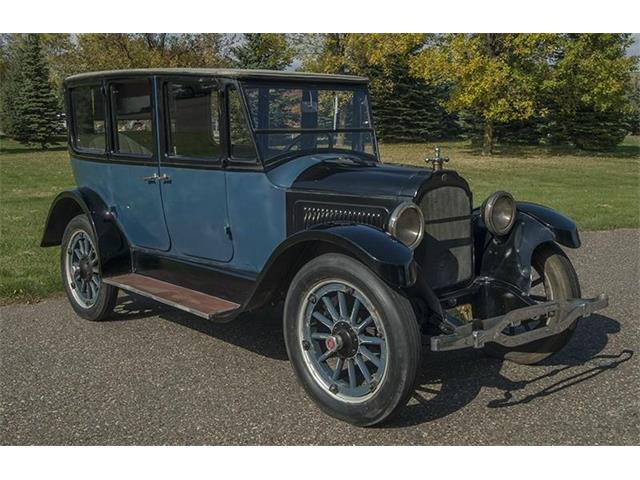 1922 Willys Knight | 939512