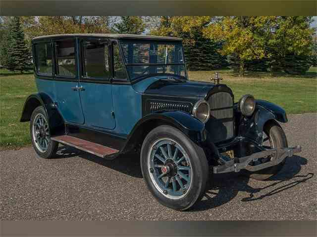 1922 Willys Knight | 939512